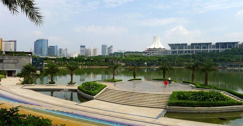 南宁民歌广场综合改造工程